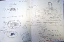 He Named Her Amber - Projectbook I: Notes and sketches while creating the fictitious character Dr. Chantal Lee, 2007