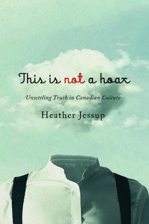 Book Cover - This Is Not A Hoax by Heather Jessup